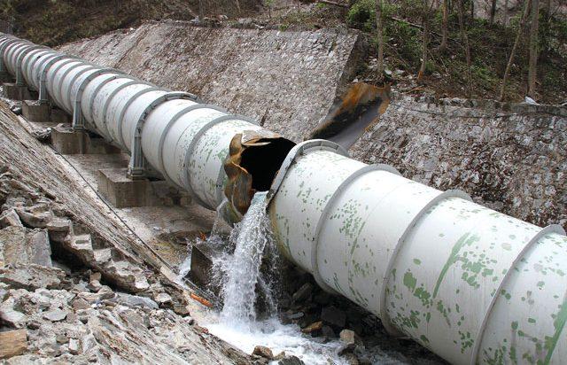 In Italia rete idrica obsoleta. Acqua sprecata da tutte le parti