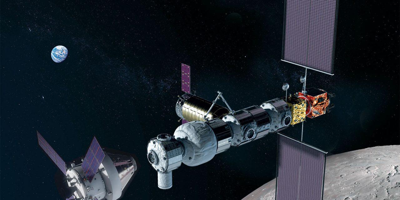 Accordo ESA-NASA per il Lunar Gateway