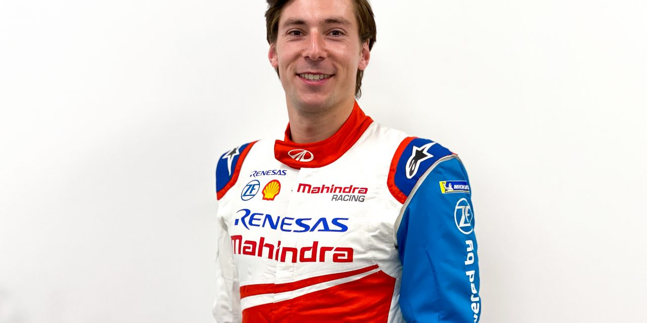 Formula E: Alex Lynn riconfermato in Mahindra per la Stagione 7