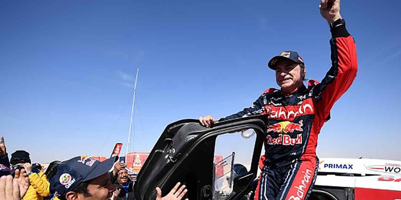 Extreme E, anche Carlos Sainz senior al via?