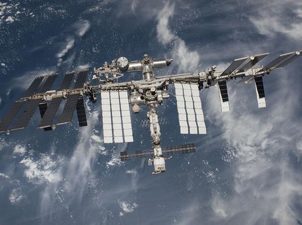 Iss, i festeggiamenti di Natale nello spazio