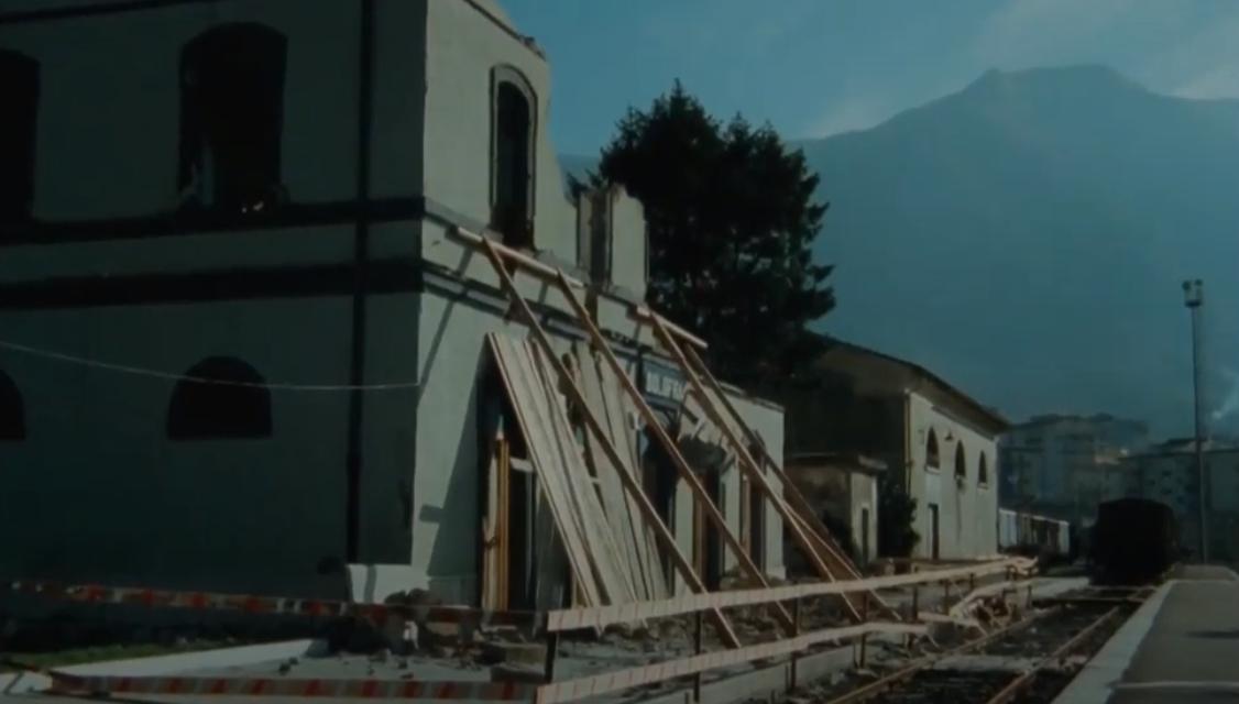 Fondazione FS, il DG Luigi Francesco Cantamessa Armati ricorda il disastroso terremoto del 1980