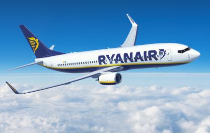 """Ryanair, cambio volo """"libero"""" anche a dicembre e gennaio"""