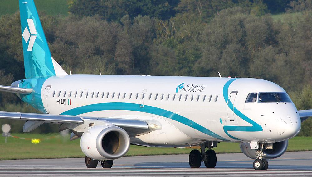 Air Dolomiti rinvia per Covid inaugurazione volo Cuneo-Monaco