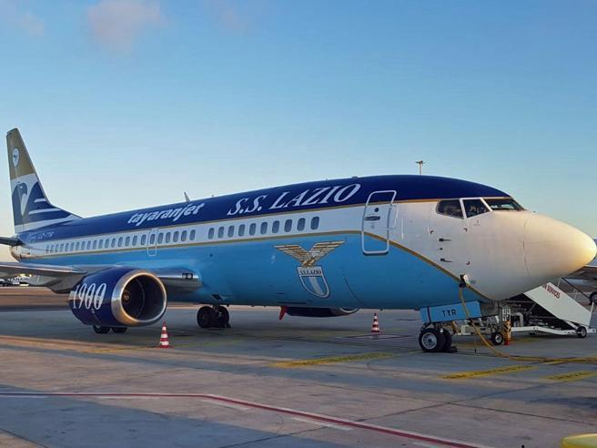 """Volo di sola andata per il """"nuovo"""" Boeing della Lazio"""