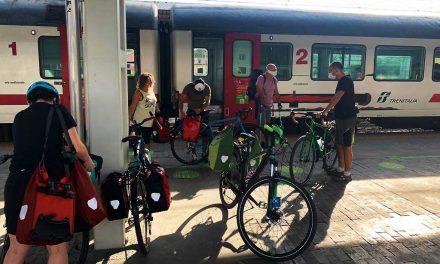 Biciclette al seguito sugli InterCity. Gratis sino al 31 dicembre
