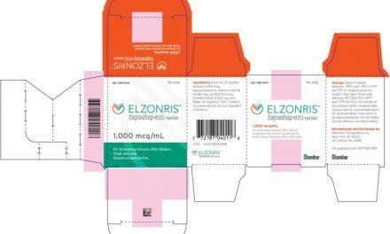 Menarini, ELZONRIS per terapie di neoplasie ematologiche aggressive