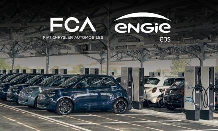 Fiat Chrysler ed ENGIE pronte a formare joint venture leader di mobilità elettrica