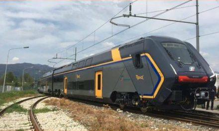 Trenitalia, prosegue anche nel Lazio con un terzo Rock in linea il rinnovo flotta di treni regionali