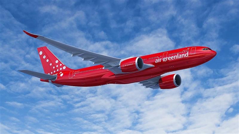 """Air Greenland, ordine per un Airbus A330-800neo con """"Sharklets"""""""