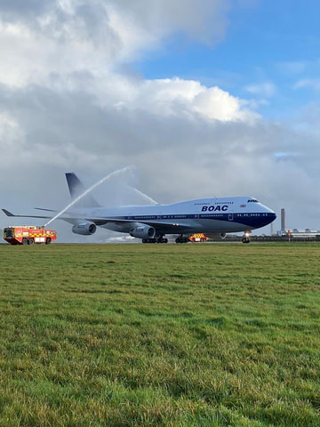 "British Airways, l'ultimo B747 ""conservato"" per la storia"