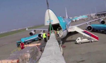 Air France KLM Martinair Cargo, prima al mondo per SAF