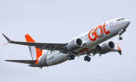 Il primo Boeing 737 MAX decollato in Brasile