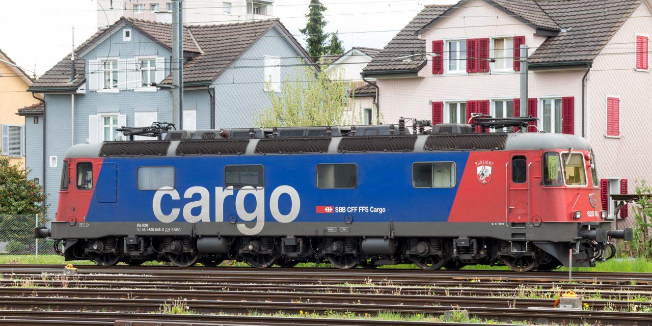 In Svizzera aiuti di stato al trasporto merci su rotaia