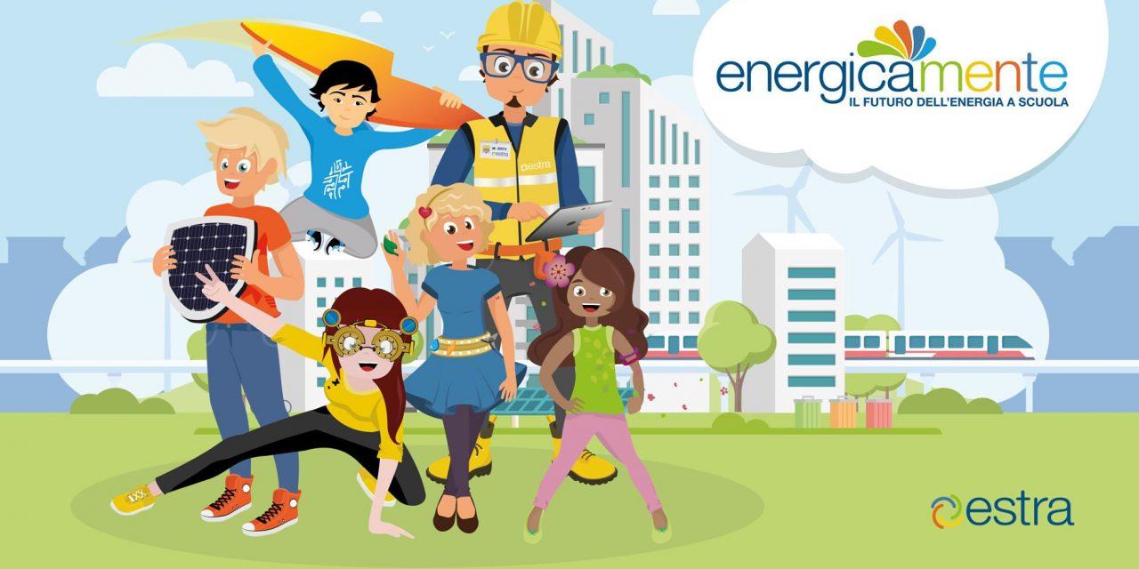 Estra: percorso educativo su energia green