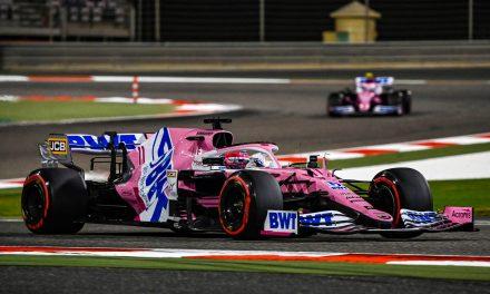 F1, GP Sakhir, Perez vince clamorosamente. Disastro Mercedes, Bottas e Russell solo ottavo e nono
