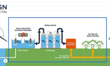 H100 Fife: il riscaldamento a idrogeno