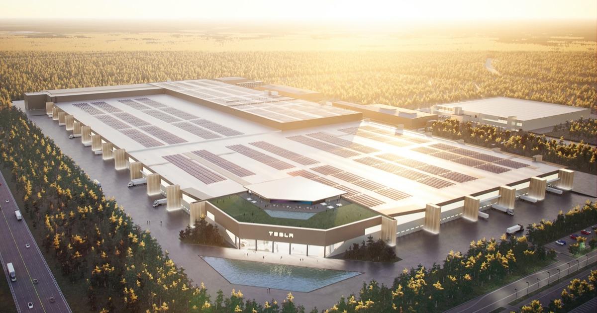 Musk: calcoli corretti sulle Gigafactory