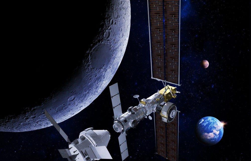 """""""Halo"""", cabina abitabile di Thales Alenia Space per viaggi su Luna e altro"""