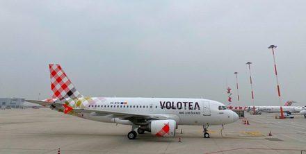 Primi due Airbus A319 di base a Venezia per Volotea