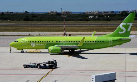 Aeroporto Bari, dal 5 marzo S7 Airlines vola di nuovo a Mosca