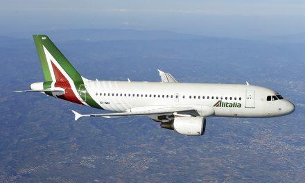Alitalia nel 2020 compagnia più puntuale d'Europa e terza al mondo