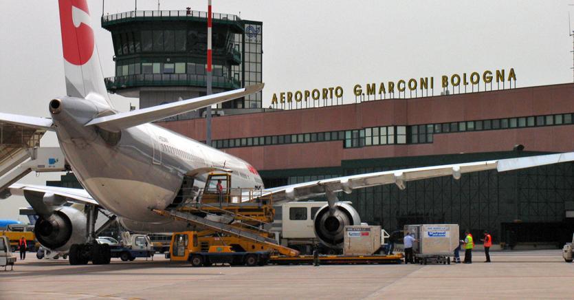 Aeroporto Bologna, 2,5 milioni di passeggeri nel 2020
