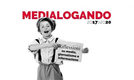 """""""Medialogando"""", in un libro tre anni d'interviste del mensile """"La Freccia"""""""