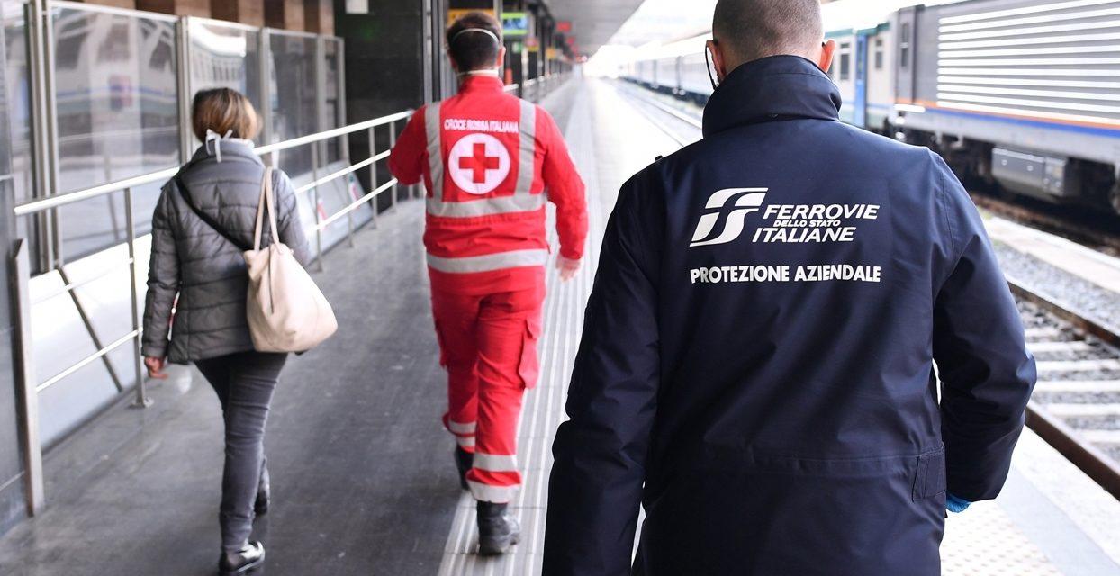 Gruppo FS-CRI: Ad Battisti rinnova a Presidente Rocca sostegno Ferrovie per lotta a pandemia