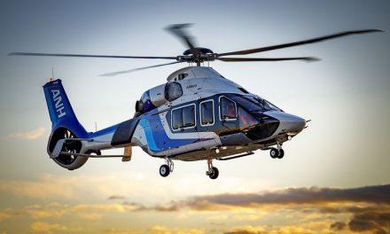 Primo volo per Airbus H160 di All Nippon Helicopter