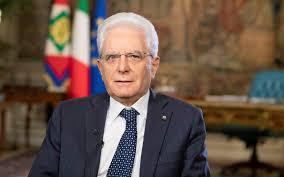 Record spettatori per discorso fine anno Mattarella