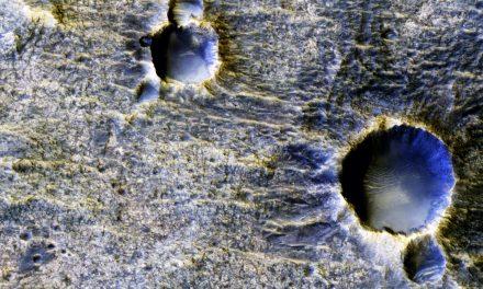 ExoMars scenderà in una pianura erosa dai venti