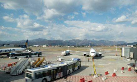 Aeroporti, nel 2020 persi in Italia 140 milioni di passeggeri