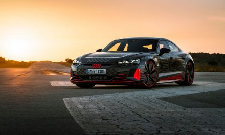 Audi e-Tron GT, debutta il 9 febbraio la full electric che promette alte prestazioni