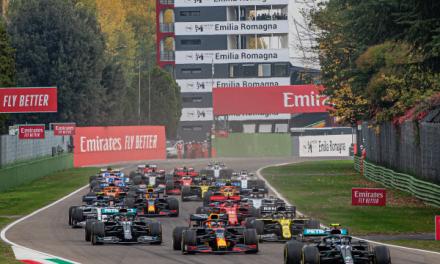 F1, Imola ritorna il 16-18 aprile