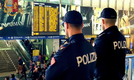 Lazio, Rail Action Day – Active Shield: Polfer identifica 3.382 persone