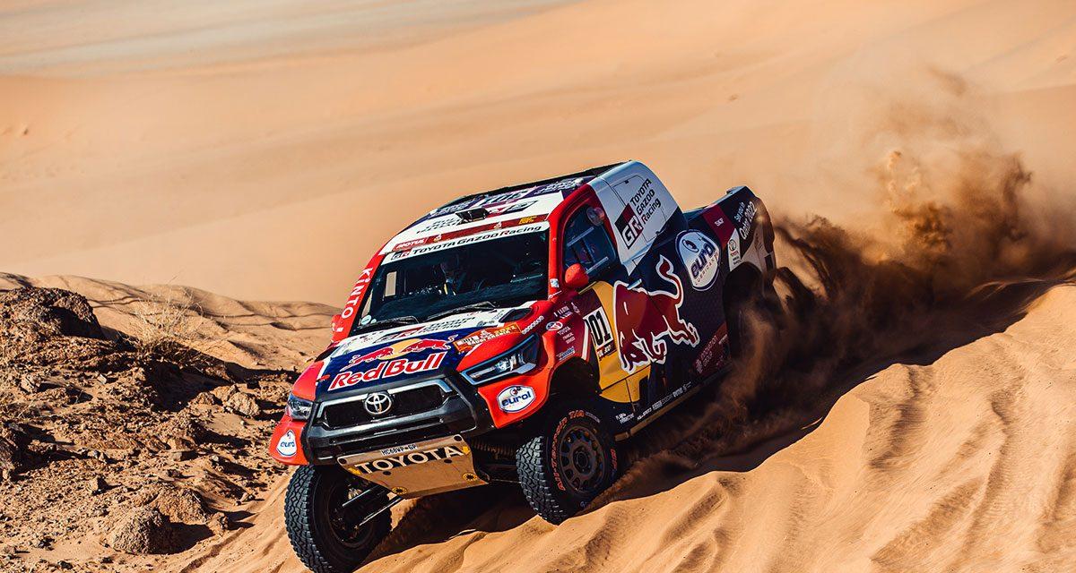 Dakar 2021, Al-Attiyah vince la quarta tappa nelle auto. Trionfo nelle moto per Barreda