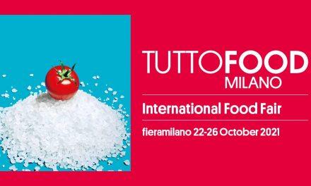 TUTTOFOOD Milano e HostMilano insieme a ottobre a Fiera Milano