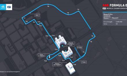 Formula E, un nuovo circuito dell'Eur per l'E-Prix di Roma