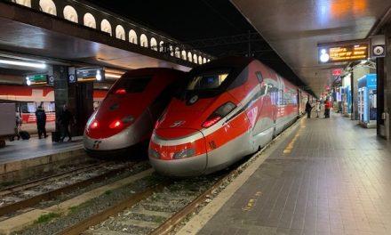 """Gruppo FS, Trenitalia: dal 18 e 25 febbraio incremento dei servizi """"Frecce"""""""