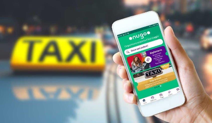 App nugo e itTaxi, insieme per mobilità veloce door to door. Disponibile in 35 città
