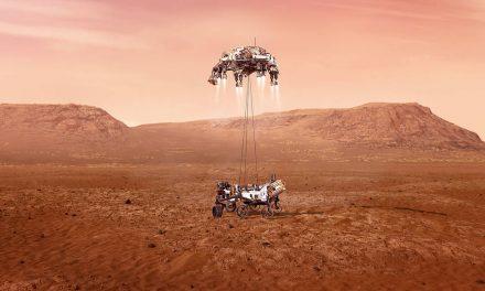 Perseverance: prime passeggiate virtuali su Marte