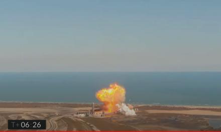 Esplode un razzo Starship SN9 di SpaceX