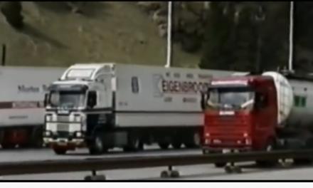 Covid: al Brennero 40 Km  coda per tamponi autotrasportatori provenienti dall'Italia