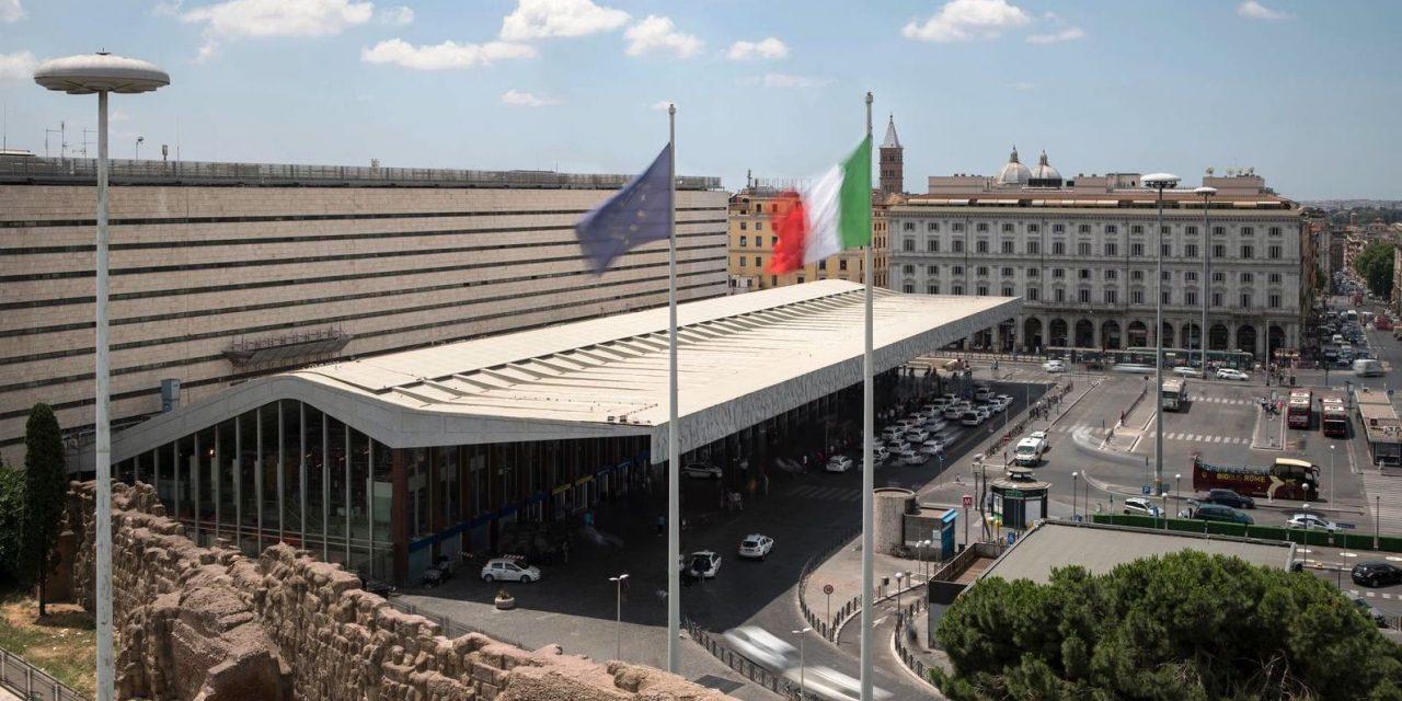Gianfranco Battisti, AD e DG Gruppo FS: Roma Termini prima stazione per vaccinazioni anti-Covid