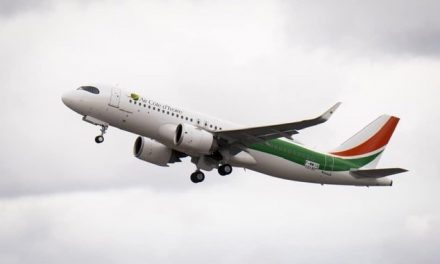 Air Côte d'Ivoire, ricevuto a Tolosa primo Airbus A320neo