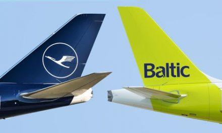 airBaltic-Lufthansa, accordo codeshare