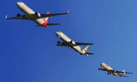 Boeing: i nostri aerei voleranno solo con biocombustibili