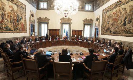 Primo CdM Governo Draghi: l'ambiente al centro del programma