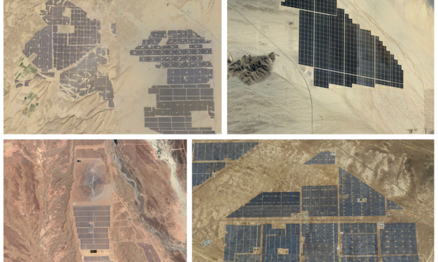 Fotovoltaico nel Sahara: energia pulita ma dannosa per l'ambiente